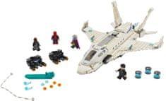 LEGO Super Heroes 76130 Tryskáč Tonyho Starka a útok dronov