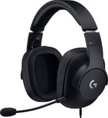 Logitech G Pro, černá (981-000721)