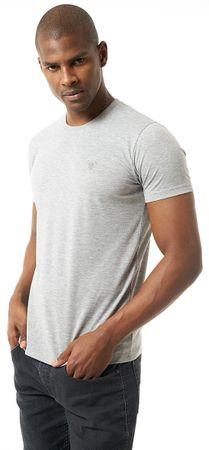 AUDEN CAVILL pánské tričko XXL šedá