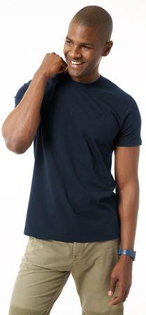AUDEN CAVILL pánské tričko XXL tmavě modrá