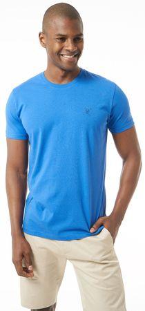 AUDEN CAVILL pánské tričko M modrá