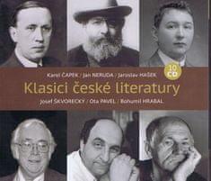 autor neuvedený: Klasici české literatury - 10CD