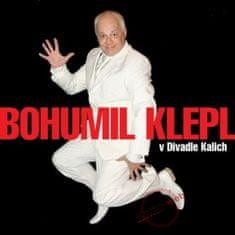 Klepl Bohumil: Bohumil Klepl v Divadle Kalich - KNP-CD