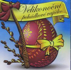 autor neuvedený: Velikonoční pohádkové vajíčko