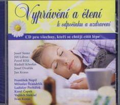 autor neuvedený: Vyprávění a čtení k odpočinku a uzdravení - CD