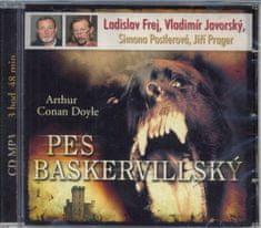 Doyle Sir Arthur Conan: Pes baskervillský - CDmp3