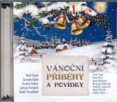 autor neuvedený: Vánoční příběhy a povídky - CD