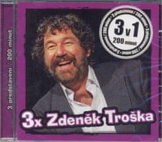 Troška Zdeněk: 3x Zdeněk Troška - CDmp3