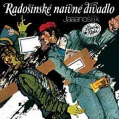 autor neuvedený: 2CD - Radošinské naivné divadlo: Jááánošííík, Človečina