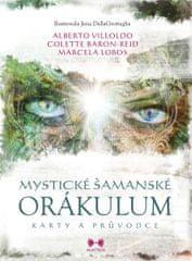 Villoldo Alberto: Mystické šamanské orákulum - 64 obrázkových karet a průvodce