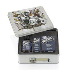 Proraso Klasszikus ajándékcsomag szakáll ápoló termékekkelAzur Lime