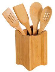 Kesper Set kuchyňského náčiní 5 ks bambus