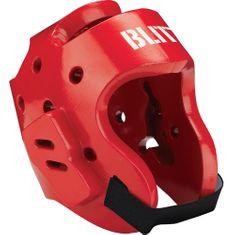 Blitz BLITZ Přilba Dipped Foam Head Guard - Červená