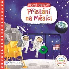 Přistání na Měsíci - První objevy