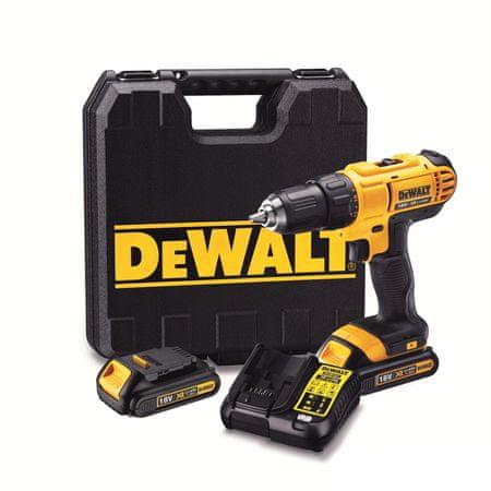 DeWalt akumulatorski XR vrtalnik/vijačnik DCD771C2