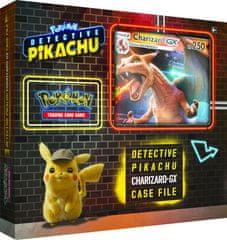 Pokémon Detective Pikachu Charizard-GX