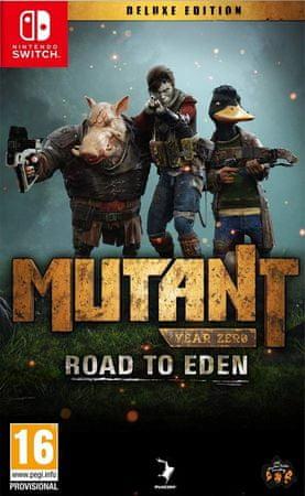 Maximum Games igra Mutant Year Zero: Road to Eden - Deluxe Edition (Switch)