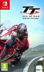 Bigben igra TT Isle of Man (Switch) - datum izlaska 31. 5. 2019.