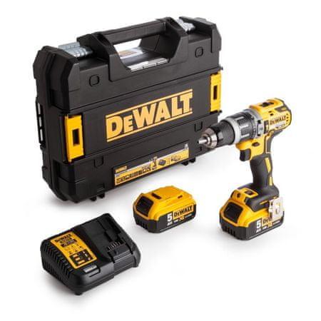 DeWalt akumulatorski udarni vrtalnik/vijačnik DCD796P2