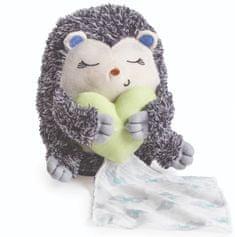 Summer Infant Plyšový usínáček s tlukotem srdce - ježek