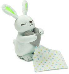 Summer Infant Plyšový zaspávačik s tlkotom srdca - zajačik