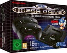 Sega konzola za igranje Mega Drive Mini - datum izlaska 04.10.2019.