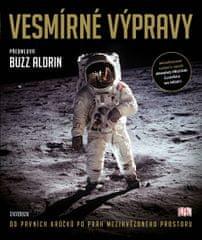Sparrow Giles: Vesmírné výpravy - Od prvních krůčků po práh mezihvězdného prostoru