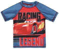 Disney chlapecké plavecké tričko Cars