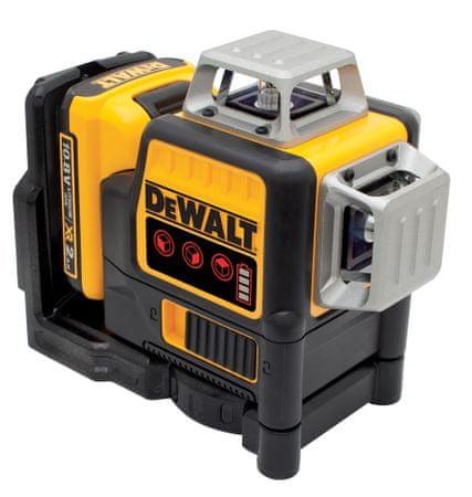 DeWalt križno linijski laser DCE089D1R