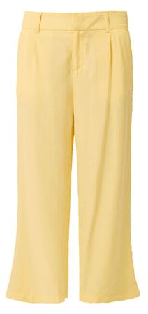 s.Oliver Dámské kalhoty 14.905.76.3045.1355 Jasny Yellow (rozmiar 36)