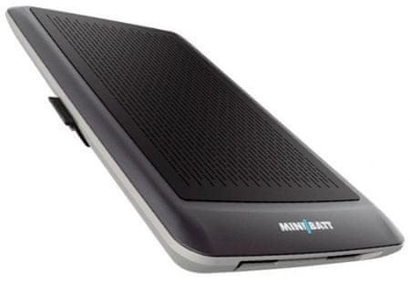 miniBatt PowerGOO - Qi bezdrôtová nabíjačka + power banka, MB-PGOO