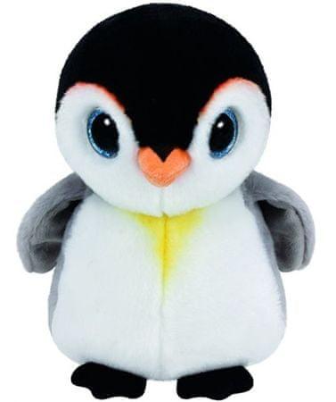 TY Beanie Babies Pongo - Pingvin, 24 cm