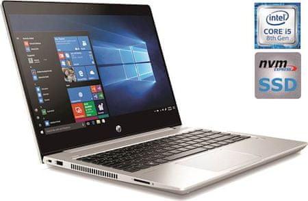HP prijenosno računalo ProBook 440 G6 i5-8265U/8GB/SSD 256GB/14''FHD IPS/W10P (5PQ09EA#BED)
