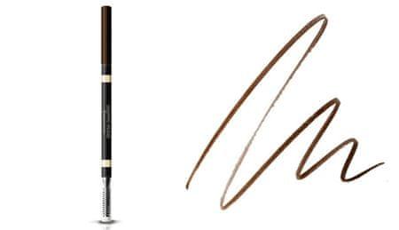 Max Factor svinčnik za obrvi Brow Shaper, 30 Deep Brown