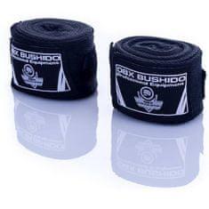 DBX BUSHIDO Boxerská omotávka DBX BUSHIDO černá