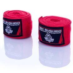 DBX BUSHIDO boxerská omotávka DBX červená