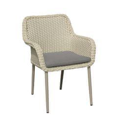 8275e32f370a5 Luxusné záhradné kreslá a stoličky biela | MALL.SK