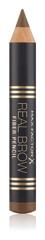 Max Factor svinčnik za obrvi Real Brow (Fiber Pencil), 001 Light Brown