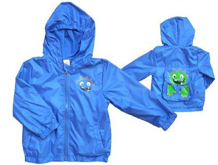 Carodel fantovska jakna, modra, 98