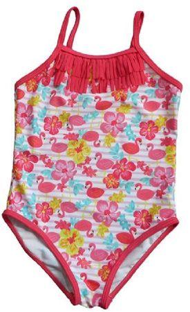 Carodel dívčí plavky 92 růžová