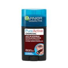 Garnier Čistiace tyčinka na problematickú pleť Skin Natura l s (Anti-Blackhead Exfoliating Stick) 50 ml