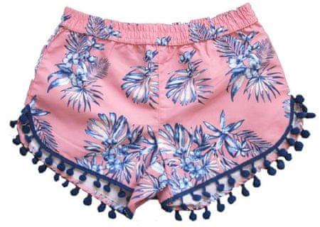 Carodel dekliške kratke hlače, 164, roza