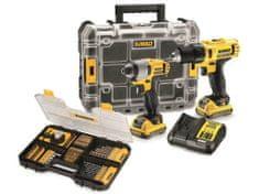 DeWalt komplet akumulatorskih vijačnikov DCK216D2T