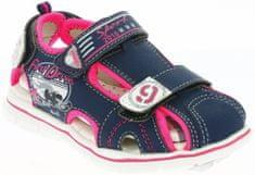 V+J dívčí sandály s formulí