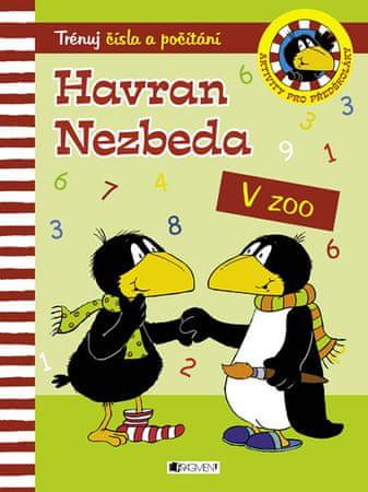 Kühne-Zürnová Dorothee: Havran Nezbeda - V zoo