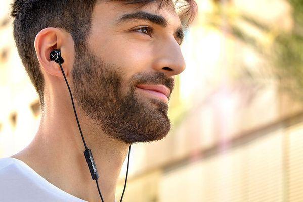 trendy sluchátka kabelová beyerdynamic soul byrd kabelová špuntová kvalitní všestranná silný a čistý zvuk vyvážené středy basy výšky