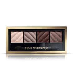 Max Factor paleta sjenila za oči Smokey Eye Matte Drama, 30 Smokey Onyx