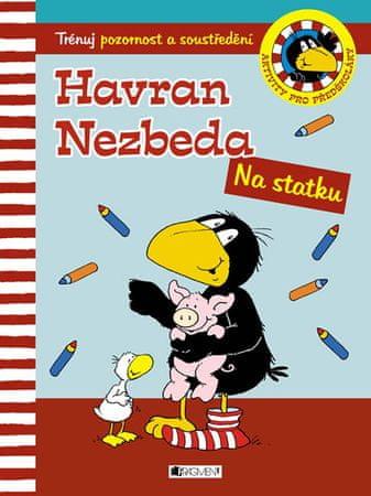 Kühne-Zürnová Dorothee: Havran Nezbeda - Na statku
