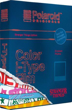 POLAROID Originals iType Stranger Things film, barvni, 8 kos