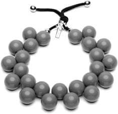 Ballsmania Originálne náhrdelník C206 17-0000 Grigio